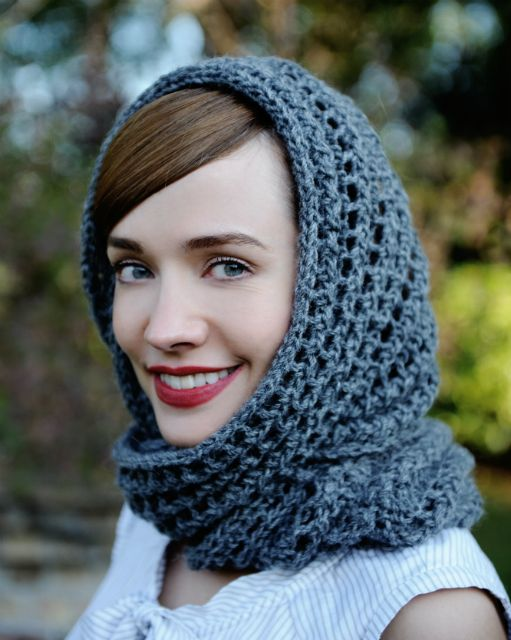 Dusty Mobius Snood